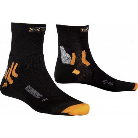 X-SOCKS Running Short Zwart