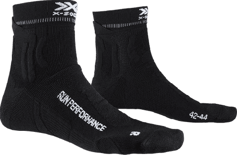 X-SOCKS Run Performance Socks Zwart